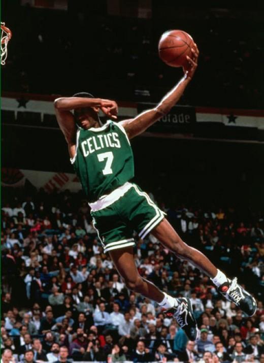 Dee Brown: 1991 Winner