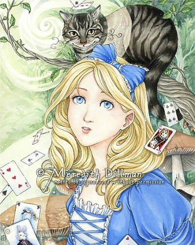 """""""Alice"""" by Meredith Dillman"""