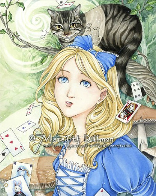 """Alice"" by Meredith Dillman"