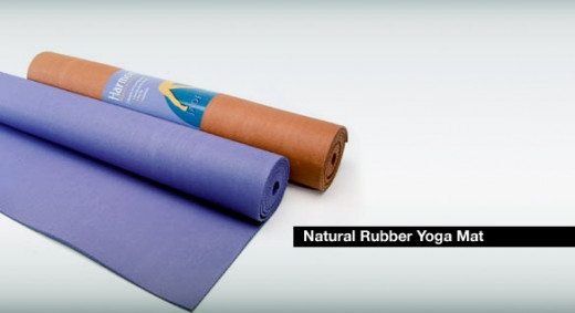 Natural Rubber Jade Harmony Yoga Mat