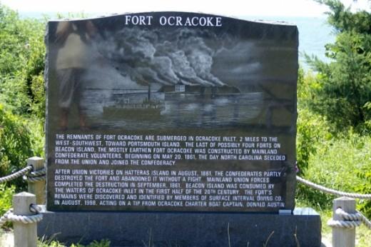 Learn about history on Ocracoke.