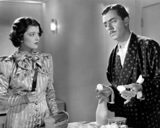 romcom after the thin man