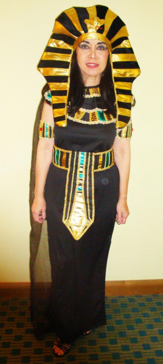 2011 winner - Nefertiti, Queen of the NIle