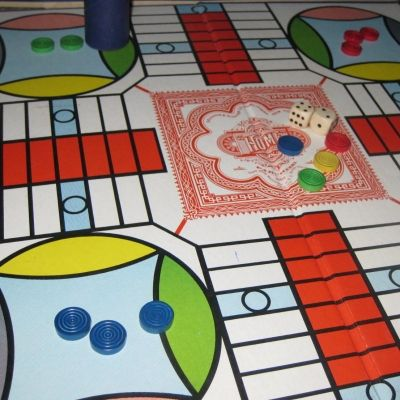 Parcheesi Anyone?