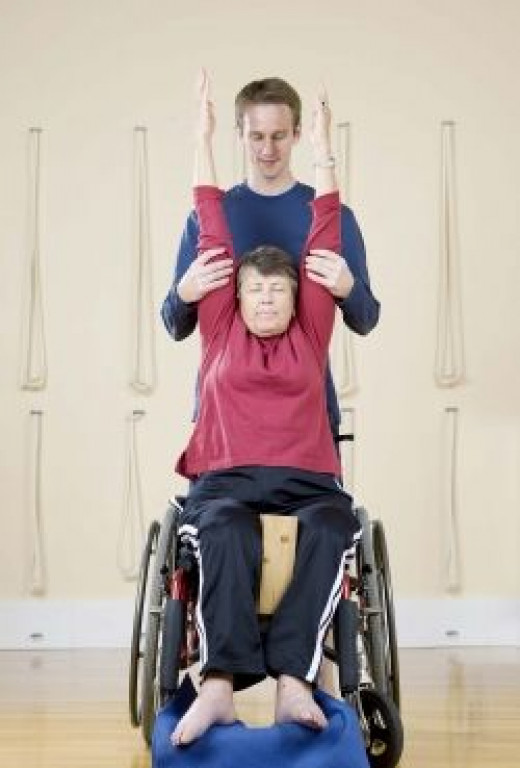 Yoga for disabilities