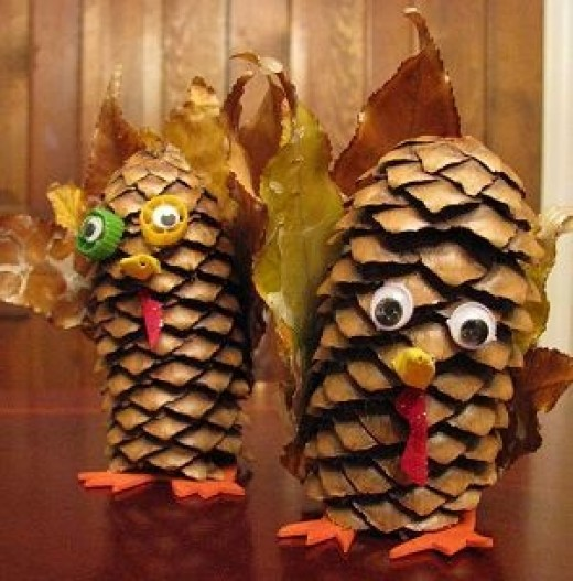 Remarkable pinecone crafts hubpages