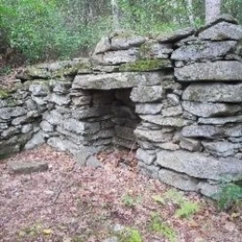 A Hike at Gungywamp, Groton, Connecticut