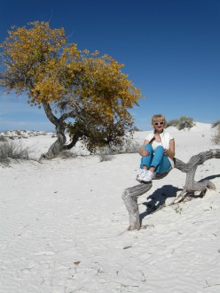 The Indescribable Beauty of New Mexico's White Sands National Monument