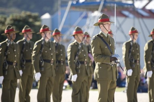 ANZAC Day - The NZ Defence Force