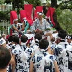 Don't Miss the Ohatsu Tenjin Natsu Matsuri at Tsuyunotenjinsha Shrine