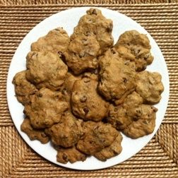 Barbara Kingsolver's Zucchini and Chocolate Chip Cookies - outstanding!