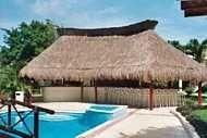 Pool Bar at Desire Cancun - Copyright FantasticVoyages
