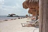 Beach at Desire Riviera Maya