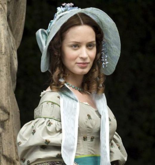 Emily Blunt as Victora
