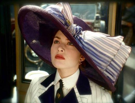 Kate Winslet as Rose Dewitt Bukater