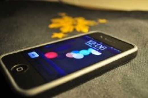 """iPhone 4 BOKEH"" by Mark Cooz Linsangan, Creative Commons License."