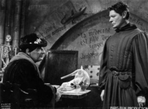 Alain Cuny as Claude Frollo