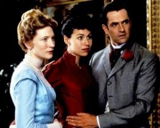 Cate Blanchett, Minnie Driver & Rupert Everett in An Ideal Husband
