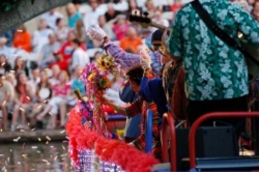 Night Parade Float
