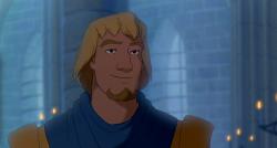 Disney's Phoebus voiced by Kevin Kline