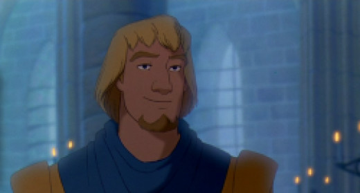 Disney's Phoebus voiced by Kevin Kline