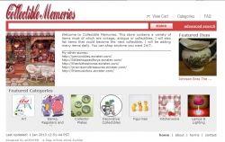 Collectible Memories - one of Aunt Joyce's Ecrater stores