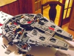 How To Buy The Ultimate Collector's Edition Millennium Falcon Lego Set For The Lowest Price Possible