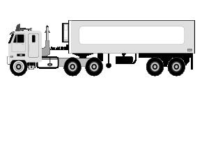 Hubby's Dream Truck