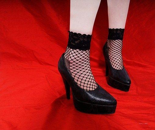 Gothic Berlesque Heels