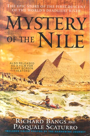 Mystery of the Nile by Pasquale Scaturro