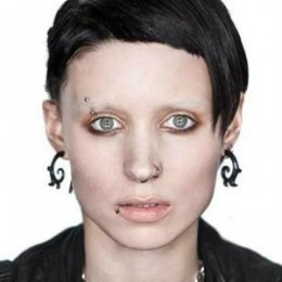 Lisbeth Salander--Girl with the Dragon Tattoo