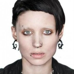 Lisbeth Salander--Girl with the Dragon Tattoo