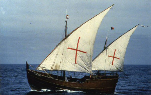 Portugese caravel