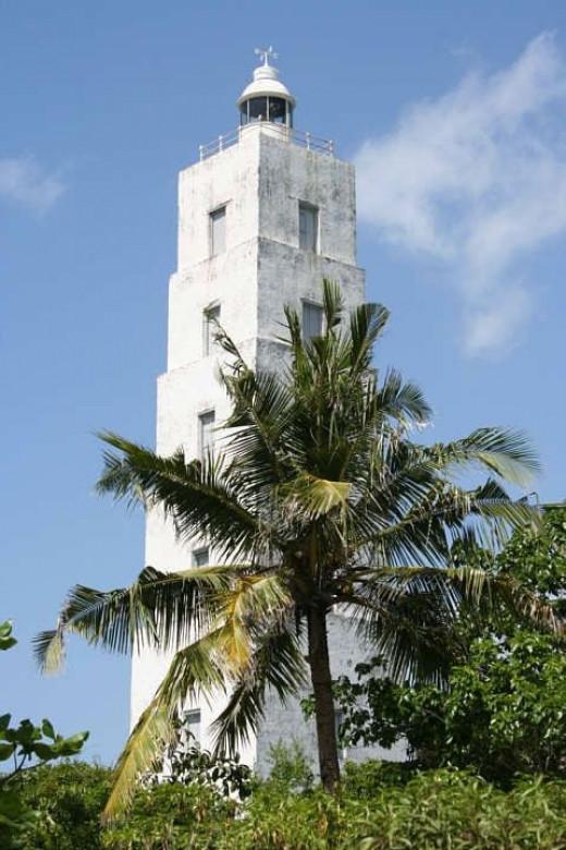 Chumbe Island Lighthouse