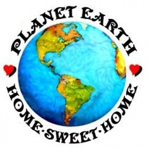 Planet Earth: Home sweet home