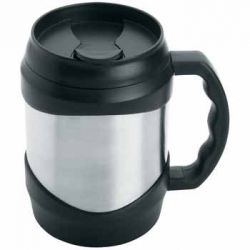 Maxam 52oz Stainless Steel Oversized Mug