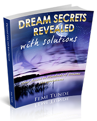 Dream Secrets Revealed with Solution