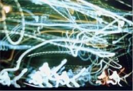 Dorothy Izatt captures 'beings of light' on film