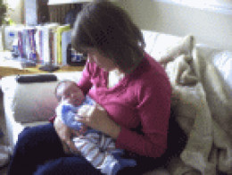 When my first grandson was born, I felt an overwhelming love for him