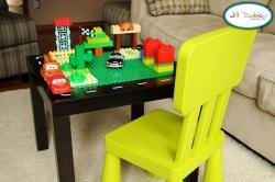 DIY Lego Duplo Coffee Table Lego Table