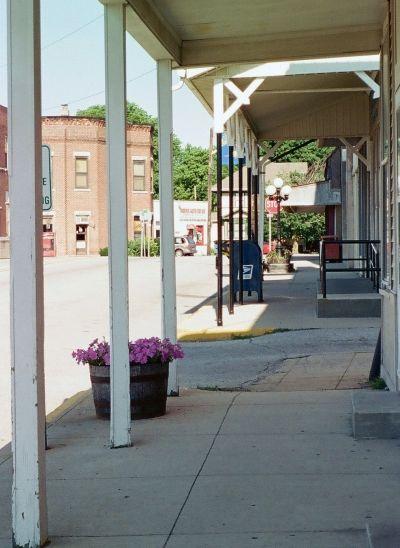A Glimpse of Jackson Street