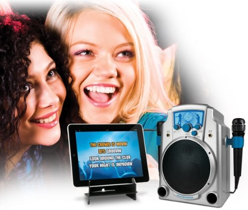 Karaoke Machine iPad