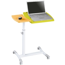 Movable Laptop Computer Cart For Dorm