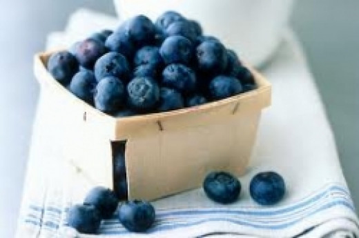 How To Buy Blueberries For Salads