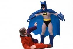 Retro Batman Costume
