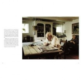 "Jasper Conran- the author of ""country"" and famous designer."