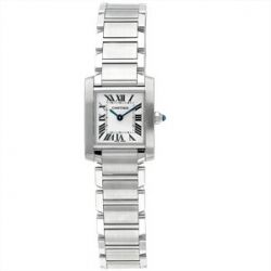 Cartier tank watch women s