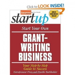Freelance Grant Writing Information