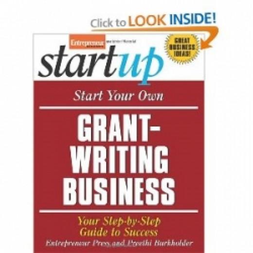 Freelance Grant Writing Information
