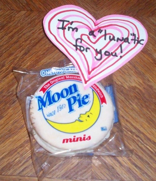 Moon Pie Valentines Day Craft